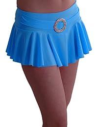 2825e9d853cc Suchergebnis auf Amazon.de für: minirock sexy - Türkis: Bekleidung