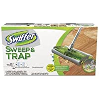 "Swiffer Sweeper - Sweep & Trap System 10"" X 8"" Head 46"" Handle Green/Silver ""Product Category: Breakroom And Janitorial... preisvergleich bei billige-tabletten.eu"