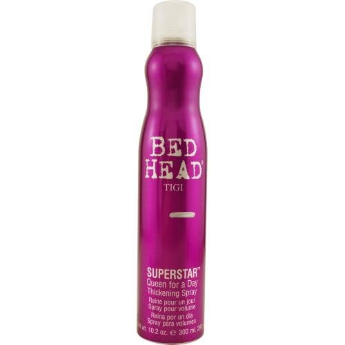 TIGI Superstar Thickening Spray 300 ml, 1er Pack (1 x 300 ml) (Hydrating Hairspray)