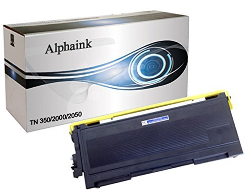 Alphaink AI-TN-2120 Toner compatibile per Brother AI-TN2120 HL 2140 HL 2150 HL 2150N HL 2150 W HL 2170 HL 2170 NW HL2170W DCP 7030 DCP 7040 DCP 7045 DCP 7045N MFC 7320 MFC 7440 MFC 7440N MFC 7840 MFC 7840W, 2500copie