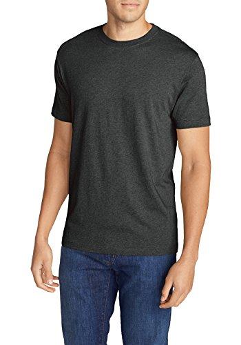 Eddie Bauer Herren T-Shirt 332282 Kohle meliert