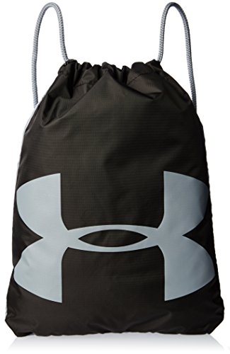 Under Armour Rucksack Ua Ozsee Sackpack, Mochila, negro, talla única