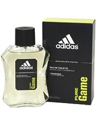 Adidas Pure Game Eau de Toilette, 100ml