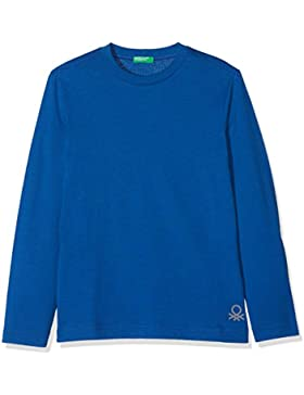 United Colors of Benetton T-Shirt L/S, Camiseta para Niños