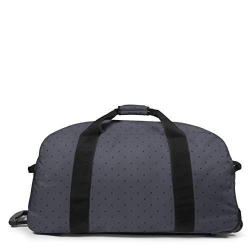 Eastpak Container 85 Borsone, 142 Litri, Verde (Army Socks), 84 cm Grigio (Dot Grey)