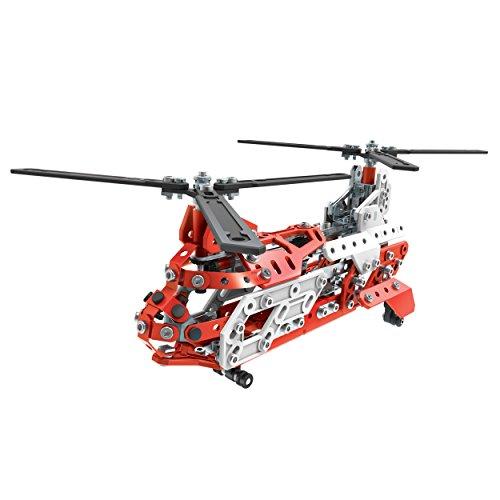 Meccano - 6028598 20 Model Set Helikopter