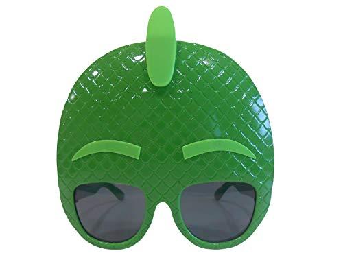 PJ Masks Childrens Dress up Sonnenbrille Gekko