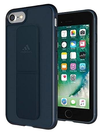 adidas Running - Grip Case iPhone 7 Collegiate Navy - Handyhülle iPhone 7 / Smartphone Hülle iPhone 7 - Handy Case, TPU Schutzhülle für Jogging, Fitness & Sport usw.