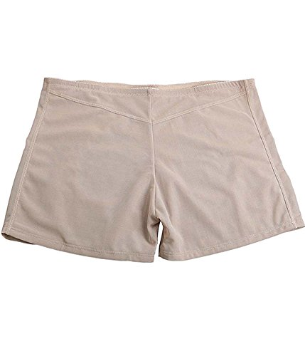 Gotoly Damen Butt Lifter Hintern Shaper Miederslip Figurformende Miederpants Unterwäsche Beige