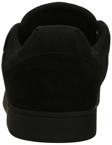 DC Men's Mikey Taylor Skate Shoe, Black/Gum, 10.5 M US Nero 3