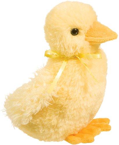 Cuddle Toys 1506-15cm de Alto cm Amarillo bebé Pato Peluche