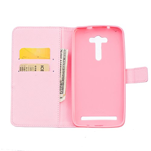 MOONBAY MALL Chic Wallet Case Classic Pour Apple iPhone SE / iPhone 5SE / iPhone 5E PU Cuir Étuis Flip Cover housse, Stylus et Film protecteur inclus. A29 A09