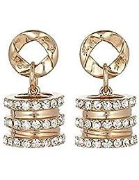 Liu Jo Earrings Luxury DOLCEAMARA Collection Gold - LJ829 f26acc1cd9a