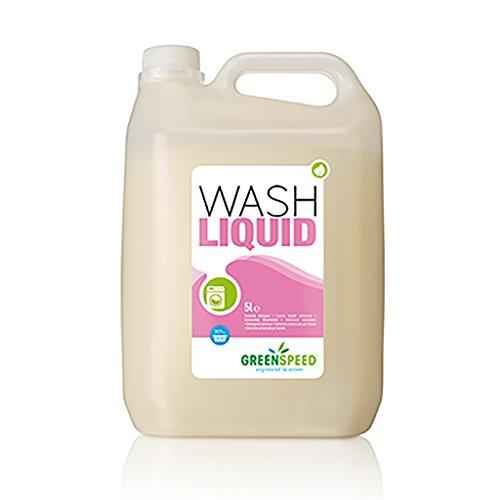 Maya Professional Tools 4002864Wash Liquid Detergente Liquido Professionale, 5l - Igienici Professionale