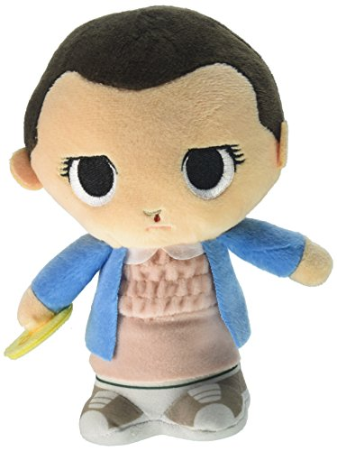 Funko Supercute Plush: Stranger Things - Eleven with Eggo Waffle Figure