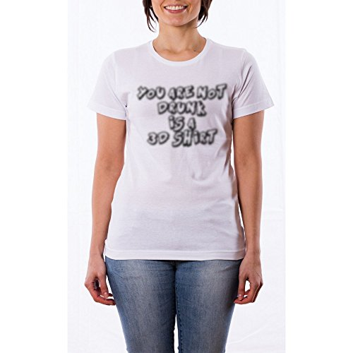 CiaoCompra - T Shirt You are not drunk is a 3d shirt - S