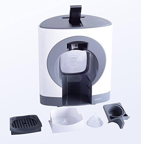 NESCAFÉ DOLCE GUSTO Oblo KP1101 Macchina per Caffè Espresso e altre bevande Manuale White di Krups 9
