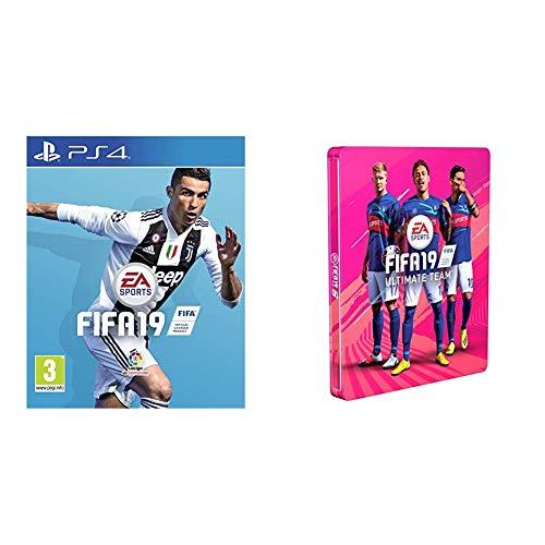 FIFA 19 – Edición Estándar + Steelbook (Edición Exclusiva Amazon)