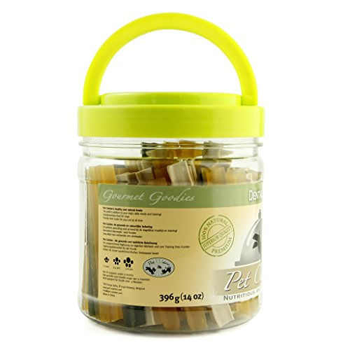 Pet Cuisine Hundesnacks Hundeleckerli Kausnacks, Gesunde Gemüse Dental Sticks, 396g - 2