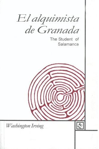Alquimista De Granada,El (Cardinales) por Washington Irving