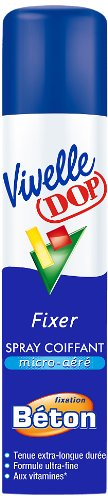 Vivelle Dop - Spray Coiffant Fixation Beton 24h Pour Homme - 250 ml