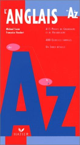 L'anglais de A  Z, dition 97