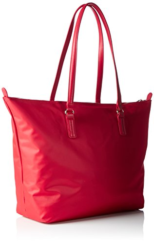 Tommy Hilfiger - Poppy Tote, Borse Tote Donna Rosso (Tommy Red)