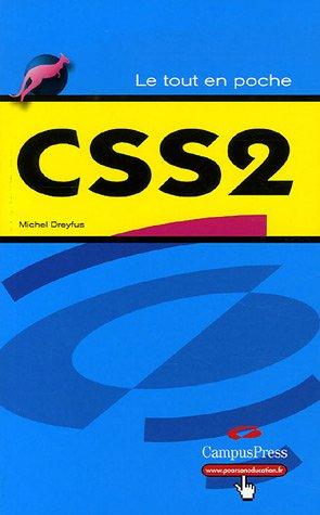 CSS2 par Michel Dreyfus