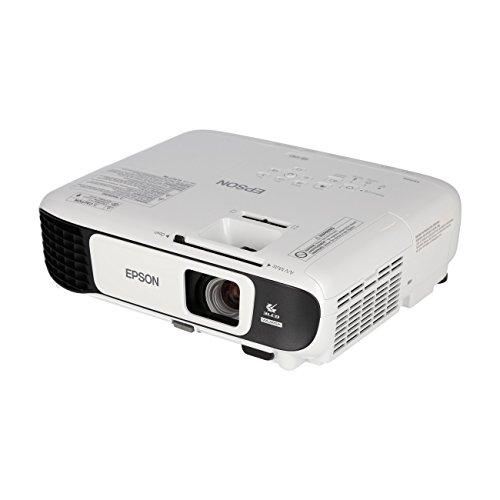 Epson eb-u42Beamer tragbar 3600ANSI Lumen 1945W 3LCD 1080P (1920x 1080) schwarz, weiß Projektor–FH300L (3600ANSI Lumen, 1945W 3LCD, 1080p (1920x 1080), 15000: 1, 16: 10, 1,5–2.17m)
