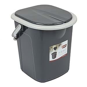 Branq 22 litre Portable Camping Festival Toilet Bucket