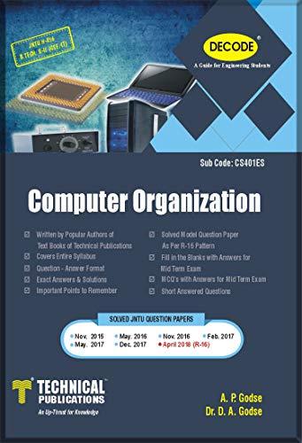 DECODE-Computer Organization for JNTU-H B.TECH II-II CSE/IT R16