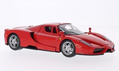 Ferrari Enzo, rot, Modellauto, Fertigmodell, Bburago 1:24 1:24 1:24 7a5b41