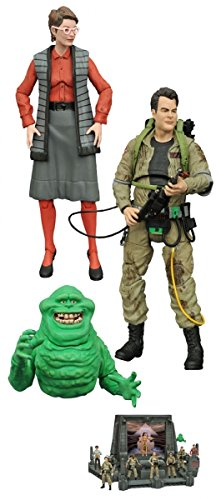Ghostbusters Select Figures 18 cm 3 Series Assortment (6)