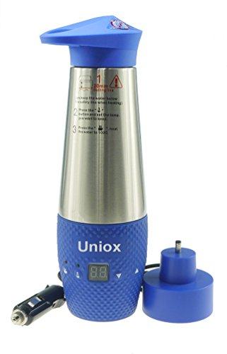 Bollitore elettrico per auto Uniox in acciaio inox