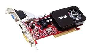 ASUS AH3450/DI/512MD2(LP) Carte graphique Radeon HD 3450 AGP 8x faible encombrement 512 Mo DDR2 DVI, HDMI ( HDCP )