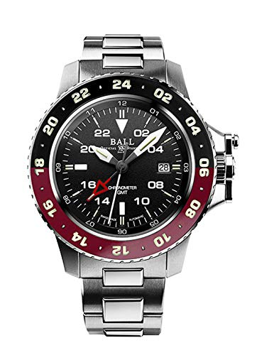Ball Orologio da polso da uomo Engineer Hydrocarbon AeroGMT II Data GMT...
