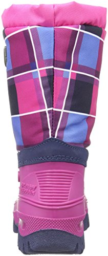 CMP Tykky - Bottes Hautes mixte adulte Rose (Hot Pink B375)