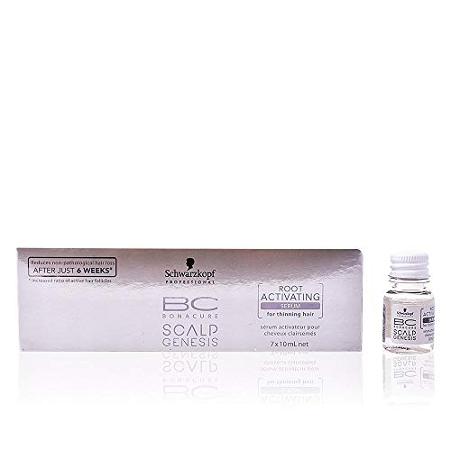Schwarzkopf BonaCure Scalp Genesis Root Activating Serum 7 x 10ml, 70 ml -