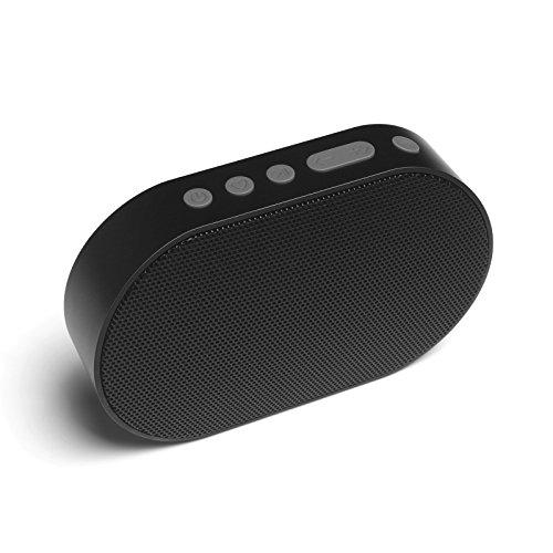GGMM Wireless Smart Lautsprecher Bluetooth 4.2 Wi-Fi Tragbar mit Amazon Alexa Toller Stereo-Sound, E2 Airplay Multiroom Lautsprecher 10W