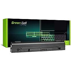Green Cell® Extended Série A41-X550A Batterie pour ASUS R510 R510C R510CA R510CC R510E R510J R510JK R510L R510LB R510LN R510V R510VC Ordinateur PC Portable (8 Cellules 4400mAh 14.4V Noir)