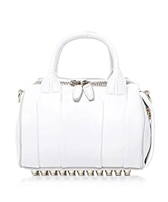 Alexander Wang Rockie Leather Bag One Size White