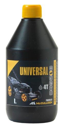 Preisvergleich Produktbild McCulloch 00057-76.164.22  4-Takt-Öl 5W/30, 1 L, für Schneefräsen, OLO022