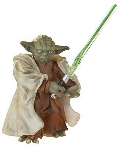 Star Wars - Revenge of the Sith: Yoda Firing Cannon Action Figure