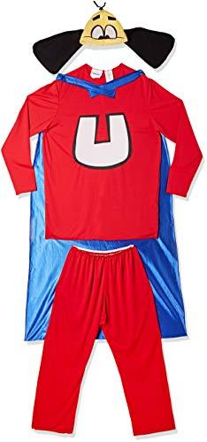 Underdog Kostüm - Rasta Imposta Underdog Kostüm, rot/blau, Standard