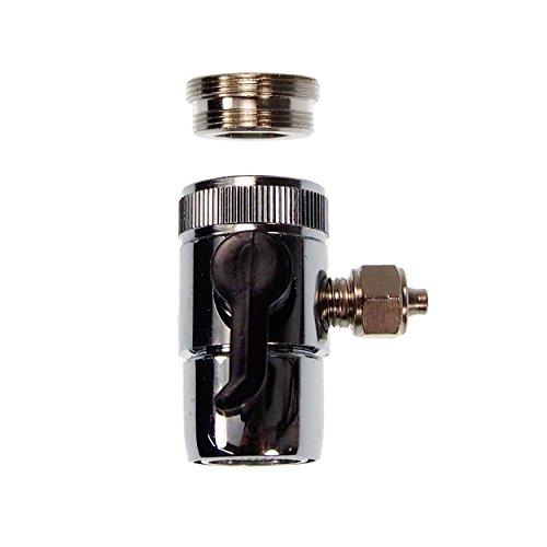 Guemmer products Wasserhahnanschluss für Osmoseanlagen mit 1/4 Zoll Schlauch -