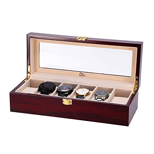 Watch Display Storage Box Jewelr...