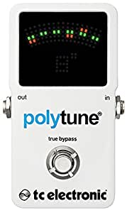 TC Electronic Polytune 2 - Accordatore polifonico a pedale