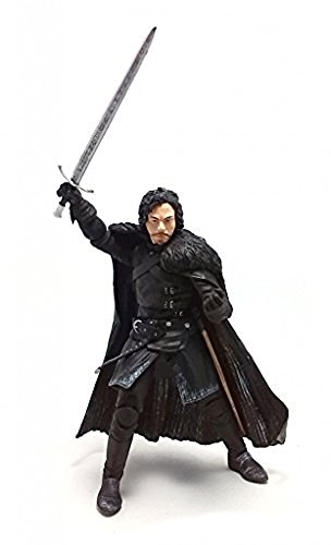 Funko 3908 Game of Thrones Toy - Jon Snow Deluxe Collectable Action Figure - Knights Watch 7