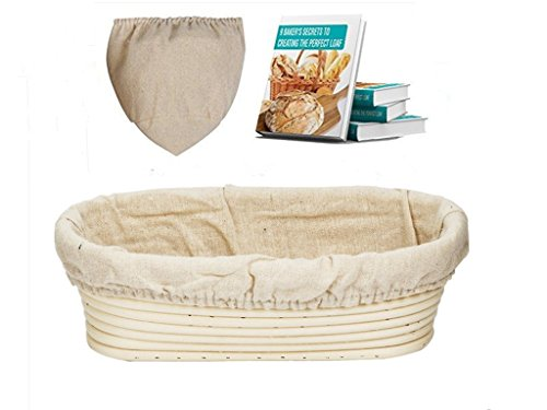 obeauty-top-quality-hand-craft-12-inch-rectangle-bread-basket-oval-brotform-banneton-proofing-rattan