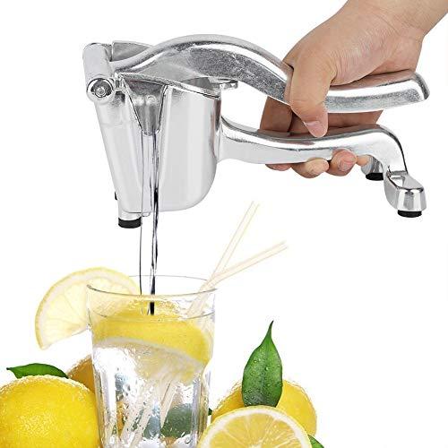 Exprimidor de limón, exprimidor manual de jugo de granada exprimidor de presión...